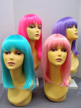 Load image into Gallery viewer, Doll Long Bob Wig in 12 Colors