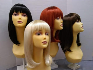 Doll Long Bob Wig in 12 Colors