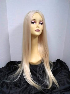 Hawaii Layered Long Straight Lace Front Wig