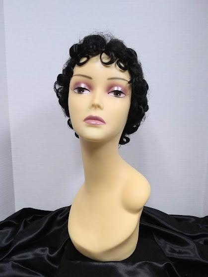 Betty B Flapper Wig