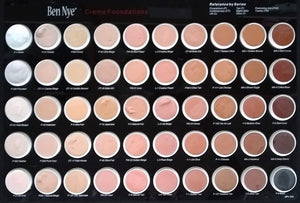 Creme Foundations