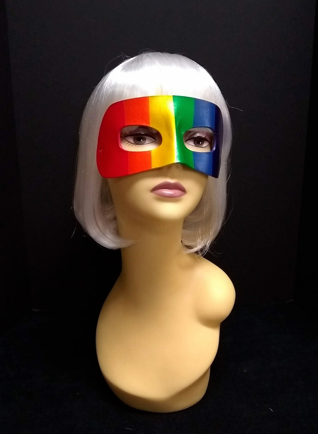 Pride Leather Mask