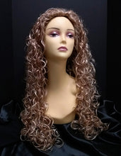 Load image into Gallery viewer, Butterfly Long Curly Wig