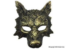 Load image into Gallery viewer, Mask Wolf Face