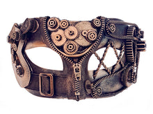 Load image into Gallery viewer, Mask Steampunk