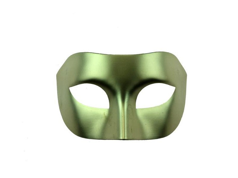 Mask in Gold or Silver