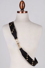 Load image into Gallery viewer, Triple Punch Hole Fuax Leather Belt Strap