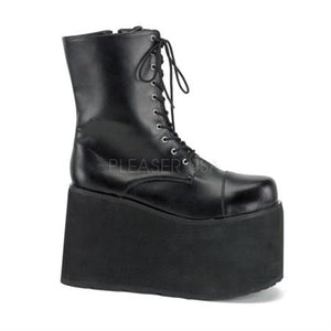 Monster Boots Lace Up Front