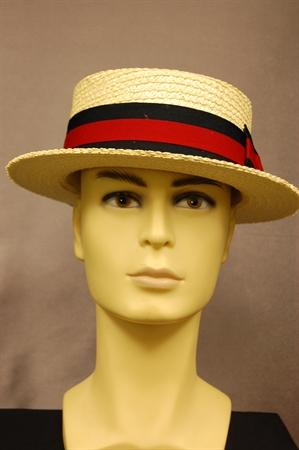 High Quality Straw Boater