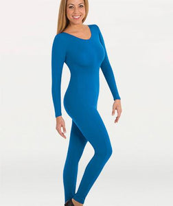 Body Suit Royal Blue