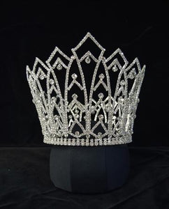 "Tiara Full Crown 7"" Peak"
