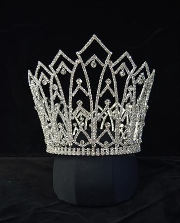 Tiara Full Crown 7