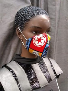 Covid Cotton Mask Star Wars