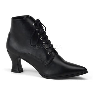 Boot Victorian Black