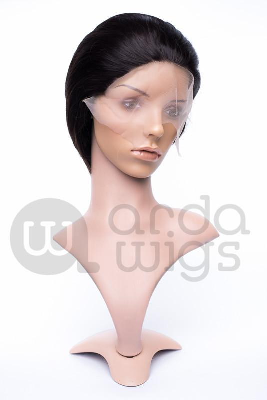 Cady Deep Brown Lace Front Wig