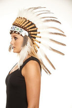 Load image into Gallery viewer, Headdress Multicolor Short