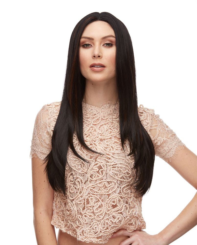 Dahlia Long Layered lace Front Wig