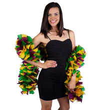 Load image into Gallery viewer, Mardi Gras Turkey Boa