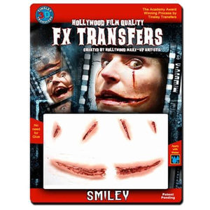 FX Transfers Smiley