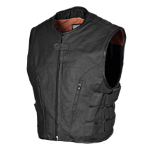 Load image into Gallery viewer, Vest Leather Tactical
