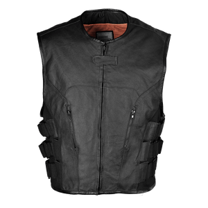 Vest Leather Tactical