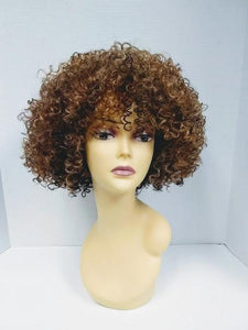 Liona Curly Wig