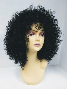 Onica Long Corkscrew Curls Wig