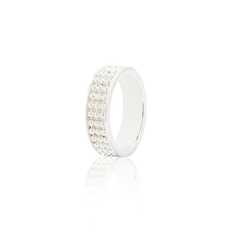 Signature Silver Ring