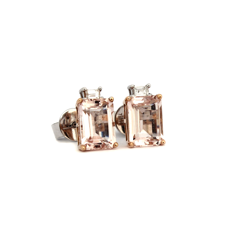 La Vie en Rose Earrings