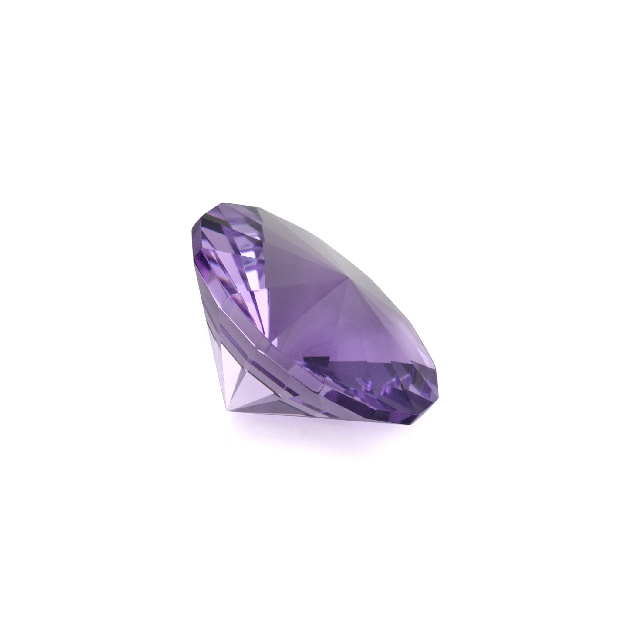 Amethyst Umbrella Cut