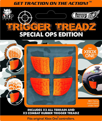Trigger Treadz Original 4 Pack Special Ops Edition