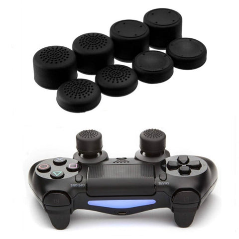 PS4 Controller Thumbstick Grip Extender Set 8 Pcs