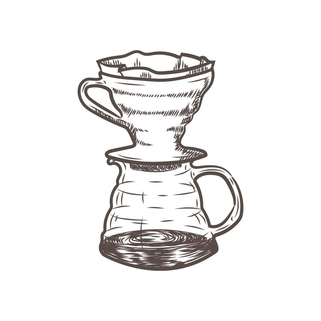 Functional Art:  Pour Over Sets
