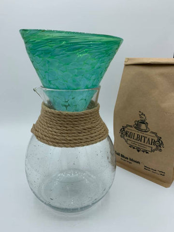 Glass Carafe - An Emerald Coast
