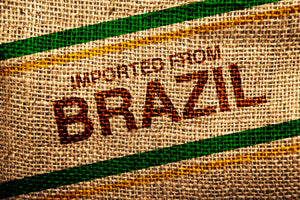 Brazilian Peaberry - Medium Roast