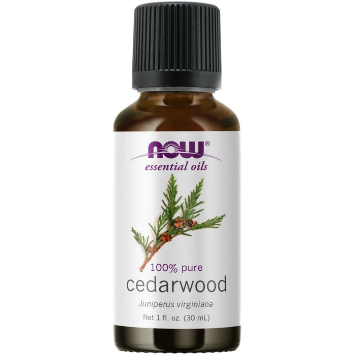 Now Foods - Aceite de Madera de Cedro 30ml