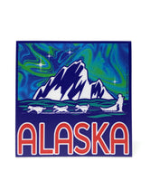 Northern Lights Iceberg Sticker