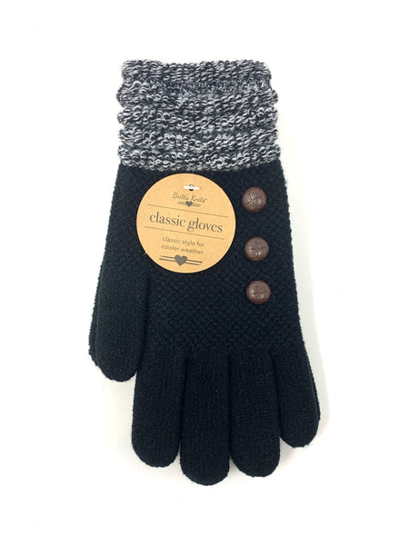 Britt's Knits Stretch Gloves
