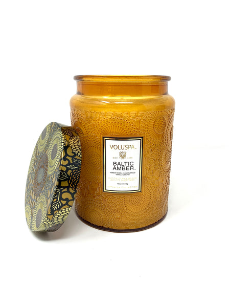 18oz Baltic Amber Candle