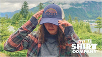 Over Mountain Juneau Mesh Hat