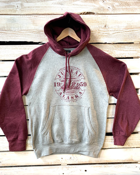 Bite the Bullet Color Block Hoodie