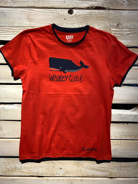 Whaley Tired Pajama Tee