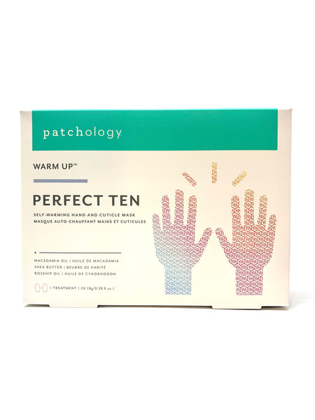 Patchology Perfect Ten Hand/Cuticle Mask