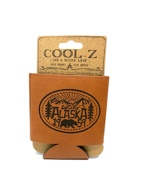 1959 Bear Leather Koozie