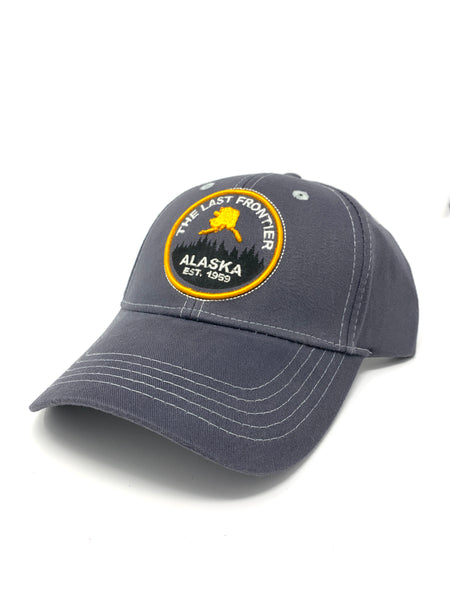 Circle State Patch Hat