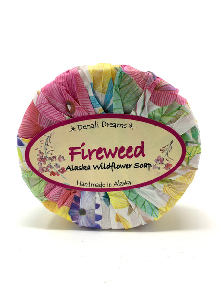 3.3oz Fireweed Soap