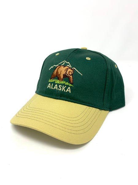Bear/Mountain Hat