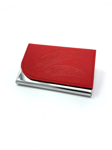 Gift of Honor Red Card Holder