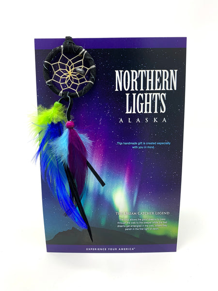 Northern Lights Dream Catcher