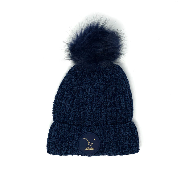 Dipper Constellation Knit Hat